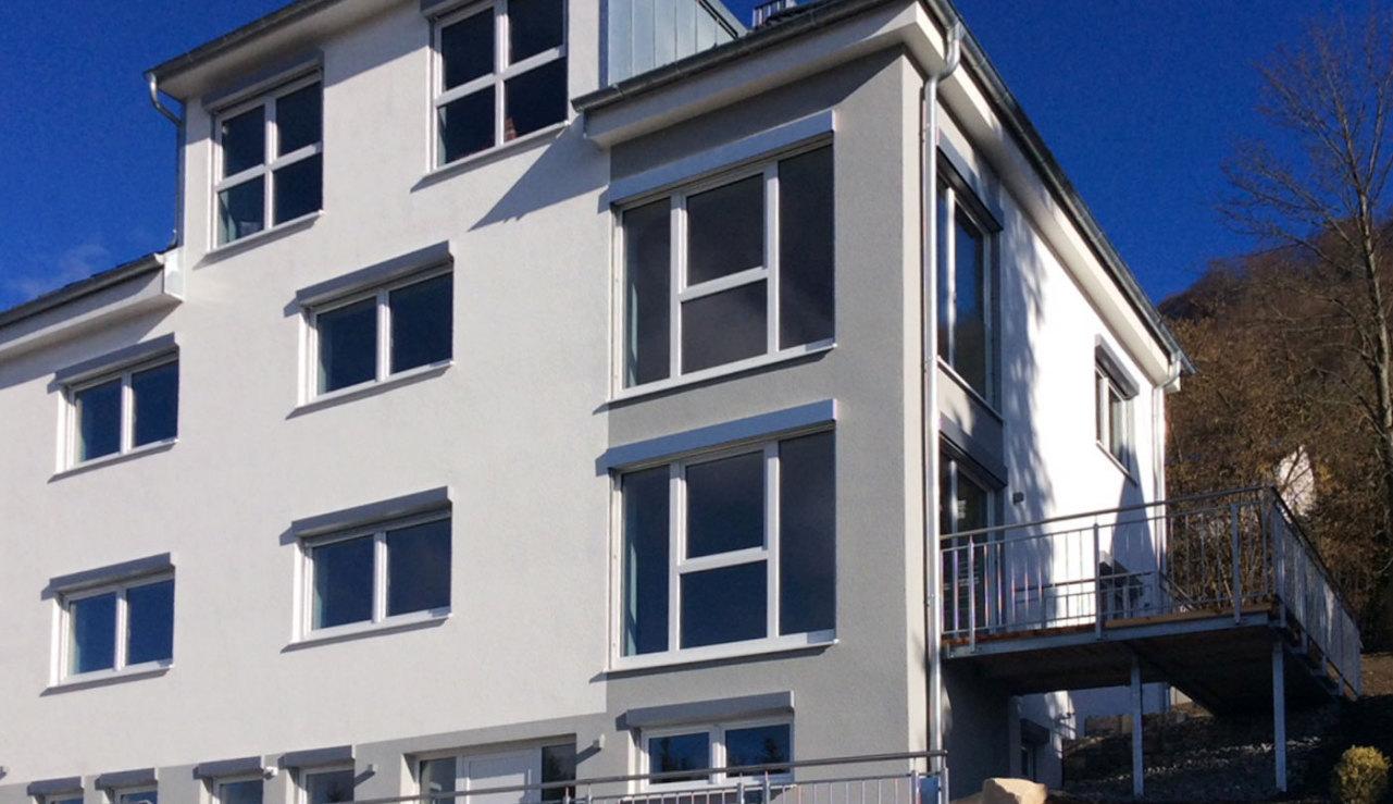 Drei Wohnungen in Immobilie in Albstadt