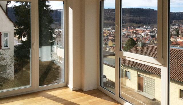 Helle Wohnung in Albstadt