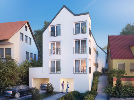 Mehrfamilienhaus mit 7 Wohnungen in Balingen