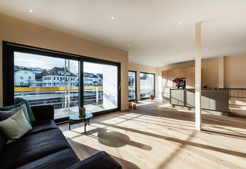 Mehrfamilienhaus mit drei Wohnungen in Albstadt
