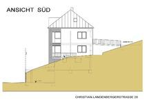 Plan Mehrfamilienhaus in Albstadt