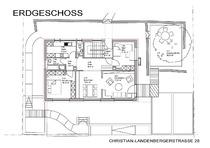 Grundriss Wohnung in Albstadt